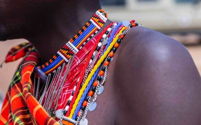 Souvenirs in East Africa